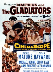 les gladiateurs 1954