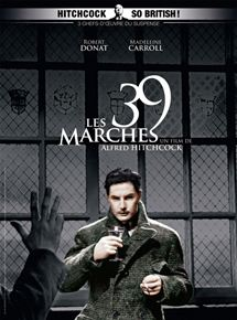 Les 39 marches streaming