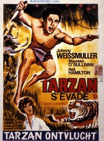 Tarzan s'évade streaming
