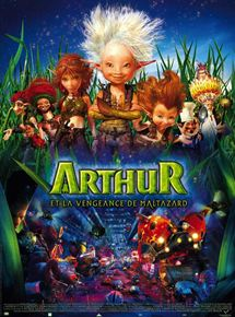 Arthur et la vengeance de Maltazard streaming