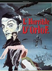 L'Horrible Docteur Orloff streaming