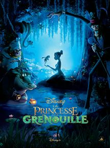 La Princesse et la grenouille streaming