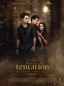 Twilight – Chapitre 2 : tentation streaming