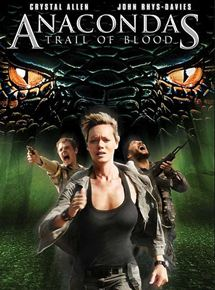 Anacondas 4 : La piste du sang (TV) streaming