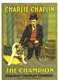 Charlot boxeur