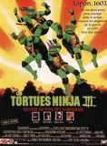 Les Tortues Ninja 3 streaming