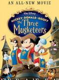 Mickey, Donald, Dingo : Les Trois Mousquetaires (V) streaming
