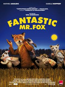 Film Fantastic Mr. Fox Streaming Complet - M. Fox, le plus rusé des voleurs de poules, sa femme, Mme Fox, Ash, son fils, le cousin...