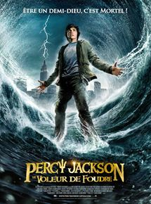 Percy Jackson : le voleur de foudre streaming
