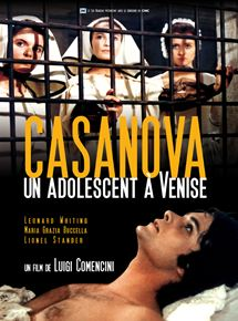 Casanova, un adolescent à Venise streaming