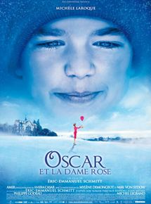 Oscar et la Dame Rose streaming