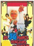 Les 36 poings vengeurs de Shaolin stream