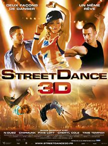 StreetDance 3D streaming