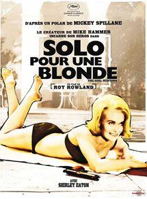 Bande-annonce Solo pour une blonde