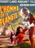 L'Homme de la planète X streaming