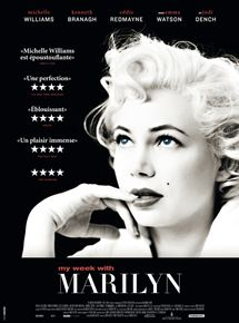 My Week with Marilyn streaming