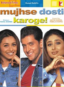 Mujhse Dosti Karoge! streaming