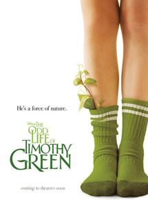 La Drôle de vie de Timothy Green streaming