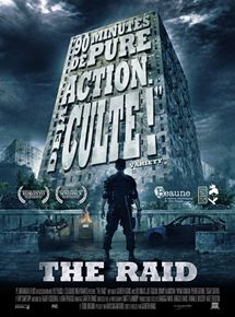 The Raid streaming