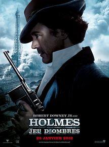 Sherlock Holmes 2 : Jeu d'ombres streaming gratuit