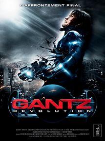 Gantz : Révolution streaming