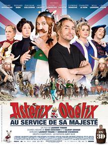 Astérix et Obélix : au service de Sa Majesté streaming