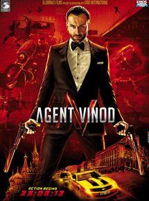 Agent Vinod streaming