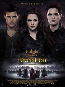 Twilight - Chapitre 5 : Révélation 2e partie streaming