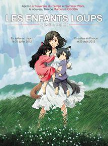 Bande-annonce Les Enfants Loups, Ame & Yuki