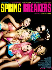 Spring Breakers streaming