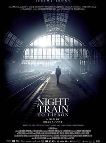 Night Train to Lisbon streaming