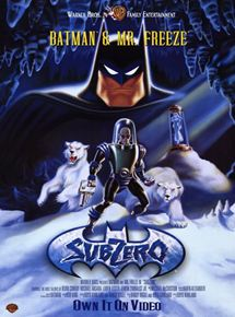 Batman et Mr Freeze : Subzero streaming