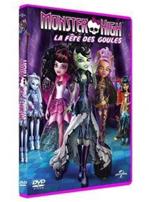 Monster High, la fête des goules streaming