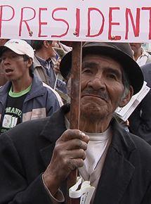 Ecuador une politique au-delà de l'utopie
