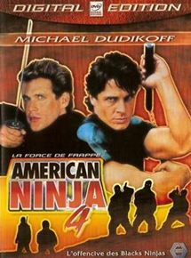 American ninja 4 streaming gratuit