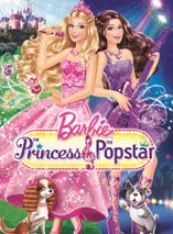 Barbie, la princesse et la popstar streaming