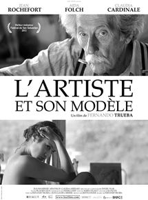 L'Artiste et son modèle streaming