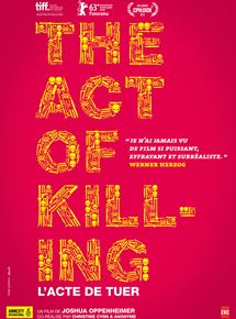 The Act of Killing - L'acte de tuer streaming