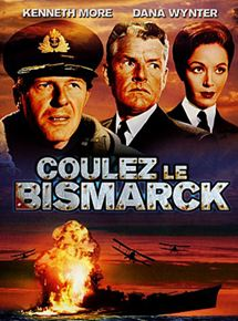 Coulez le Bismarck! streaming
