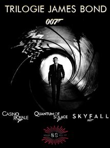 Trilogie James Bond