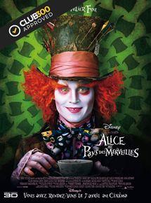 Gagner une place de cin�ma pour Alice au Pays des Merveilles