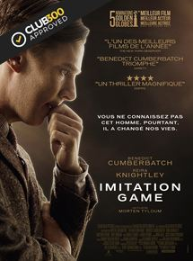 Voir Imitation Game en streaming