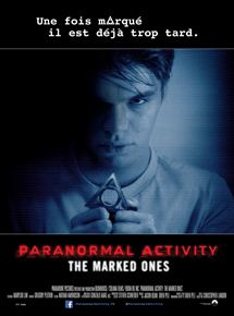 Paranormal Activity: The Marked Ones streaming