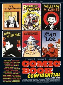 Bande-annonce Comic Book Confidential