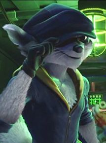 Sly Cooper streaming