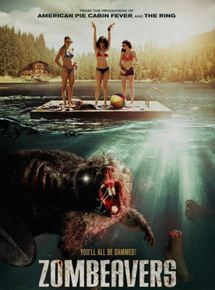 Zombeavers streaming