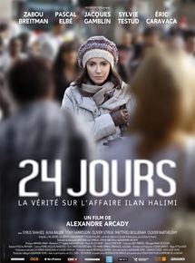 24 jours, la vérité sur l'affaire Ilan Halimi streaming