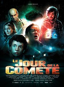 Le Jour de la comète streaming