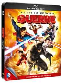 La Ligue des justiciers : Guerre streaming
