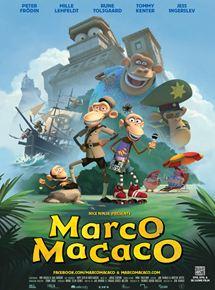 Marco Macaco : l'île aux pirates